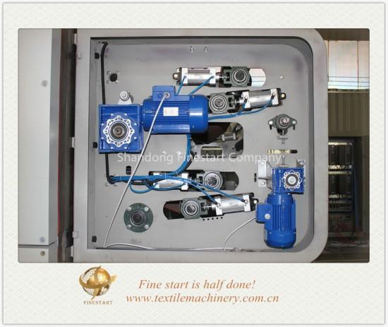 Tubetex Tubular Compactor Compacting Machine